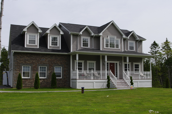 two story homes  halifax nova scotia canada  new home